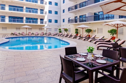 Golden Sands Hotel Apartments Bur-Dubai