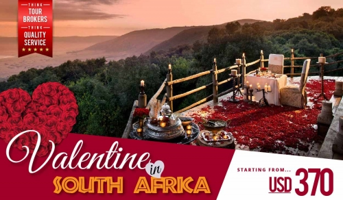 Book valentine from lagos to south africa from tour brokers tourism website