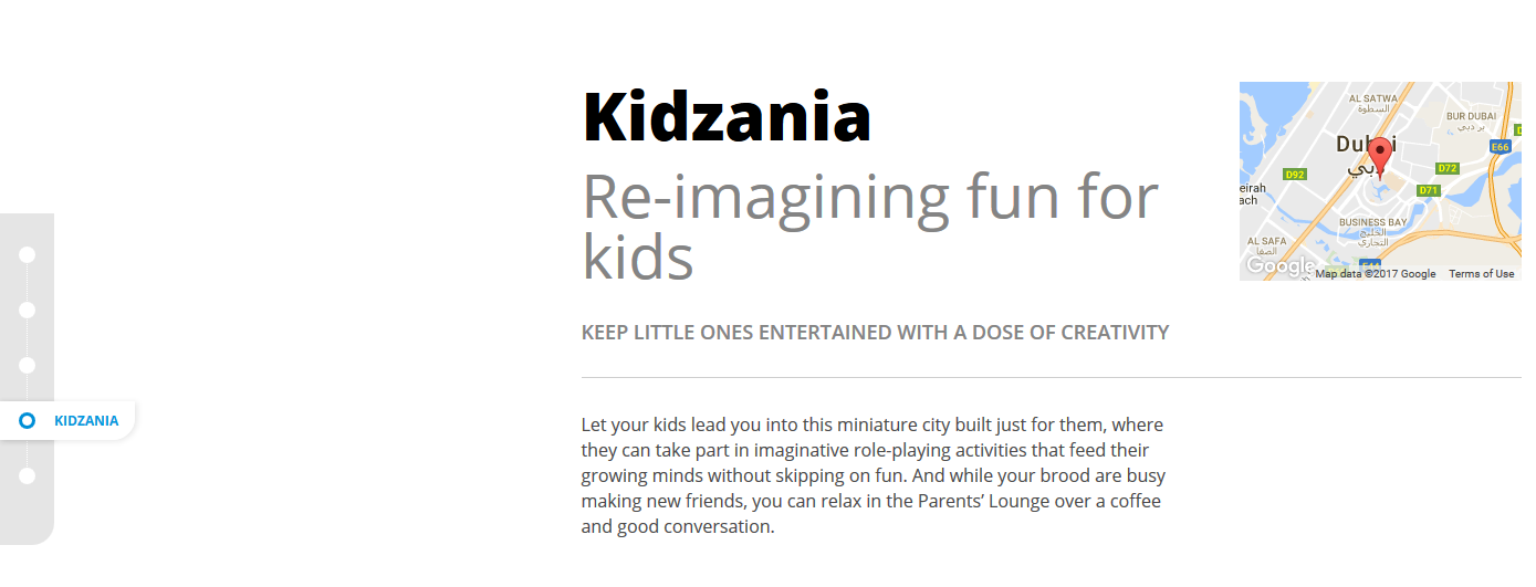 kidzania re-imagining fun for kids