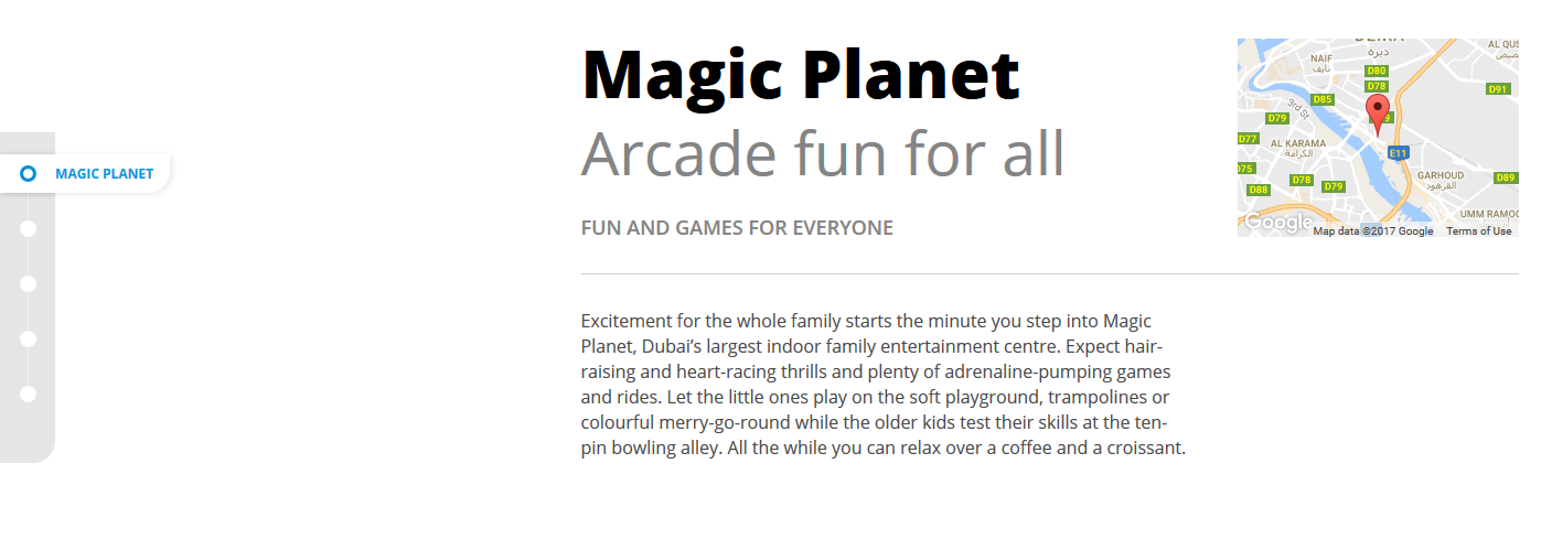 magic planet arcade fun for all fun for all info